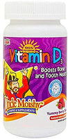 Uncle Moishy Vitamin D jelly 60 count