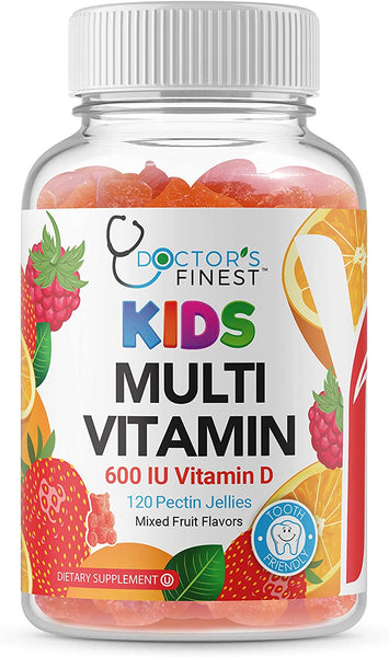 Doctors finest kids multivitamin 120 count