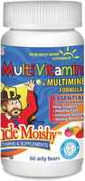Uncle Moishy Multi Vitamin 60 Count