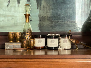 The Madame's Boudoir - Poured Candle Bar