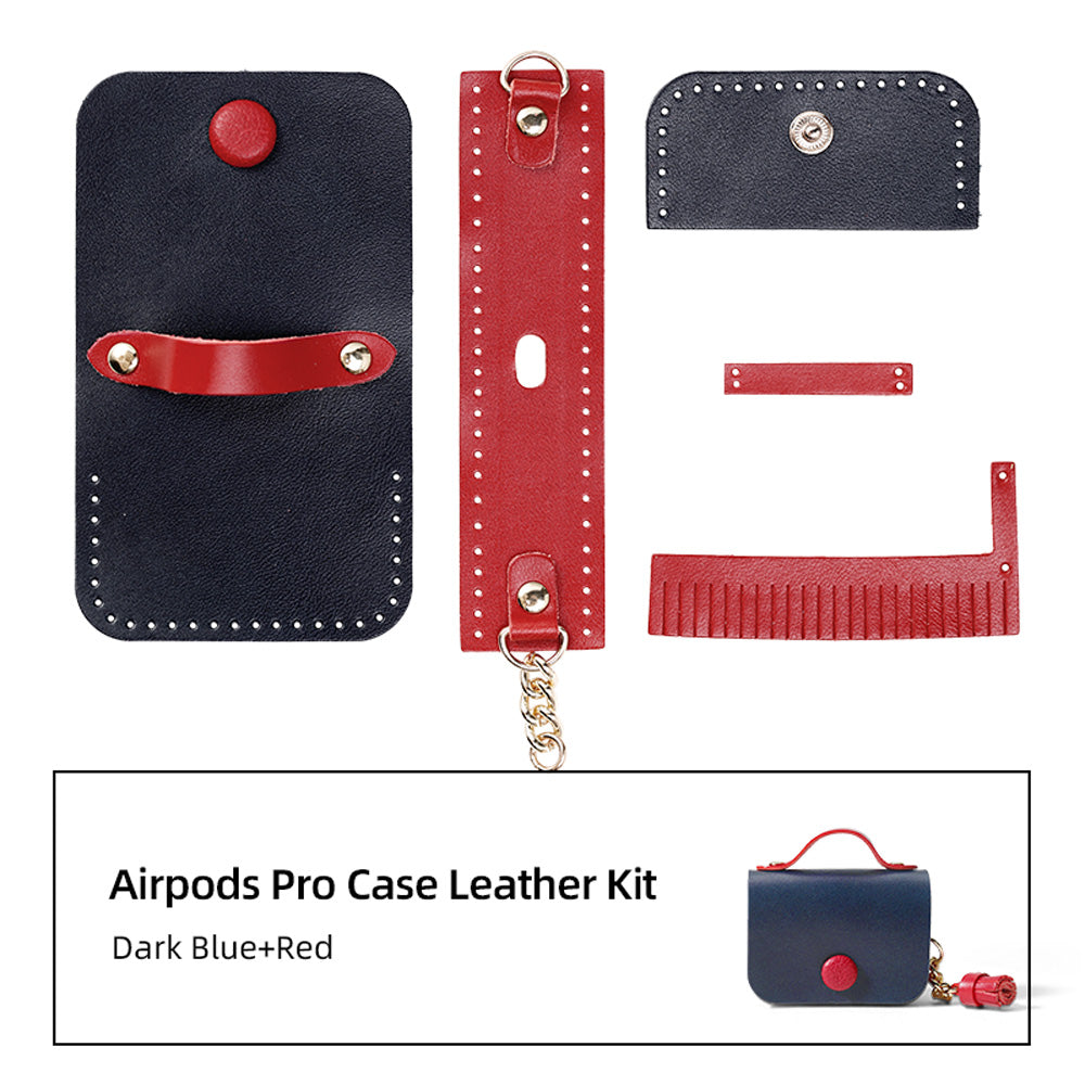 WT824 Airpod Pro Case Leather Kit