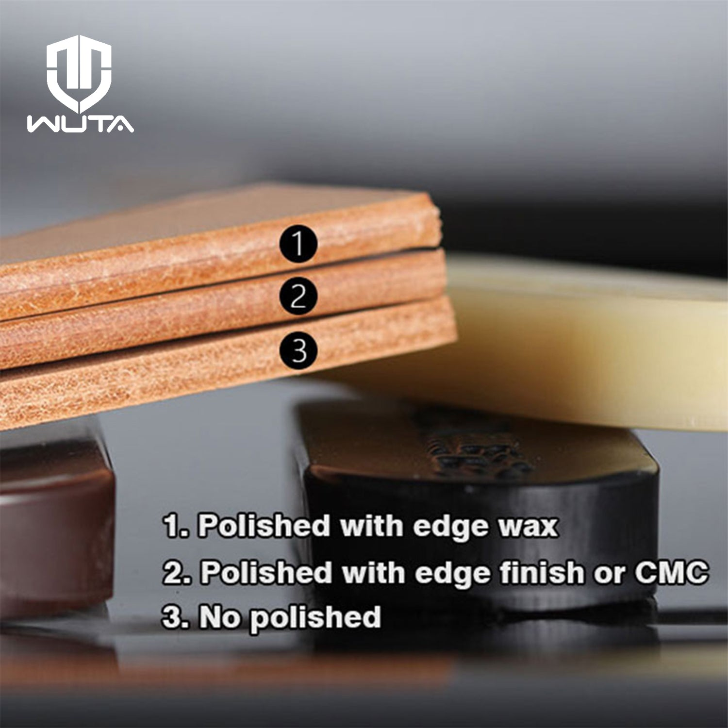 Polishing Wax Firm Mill Edge Wax