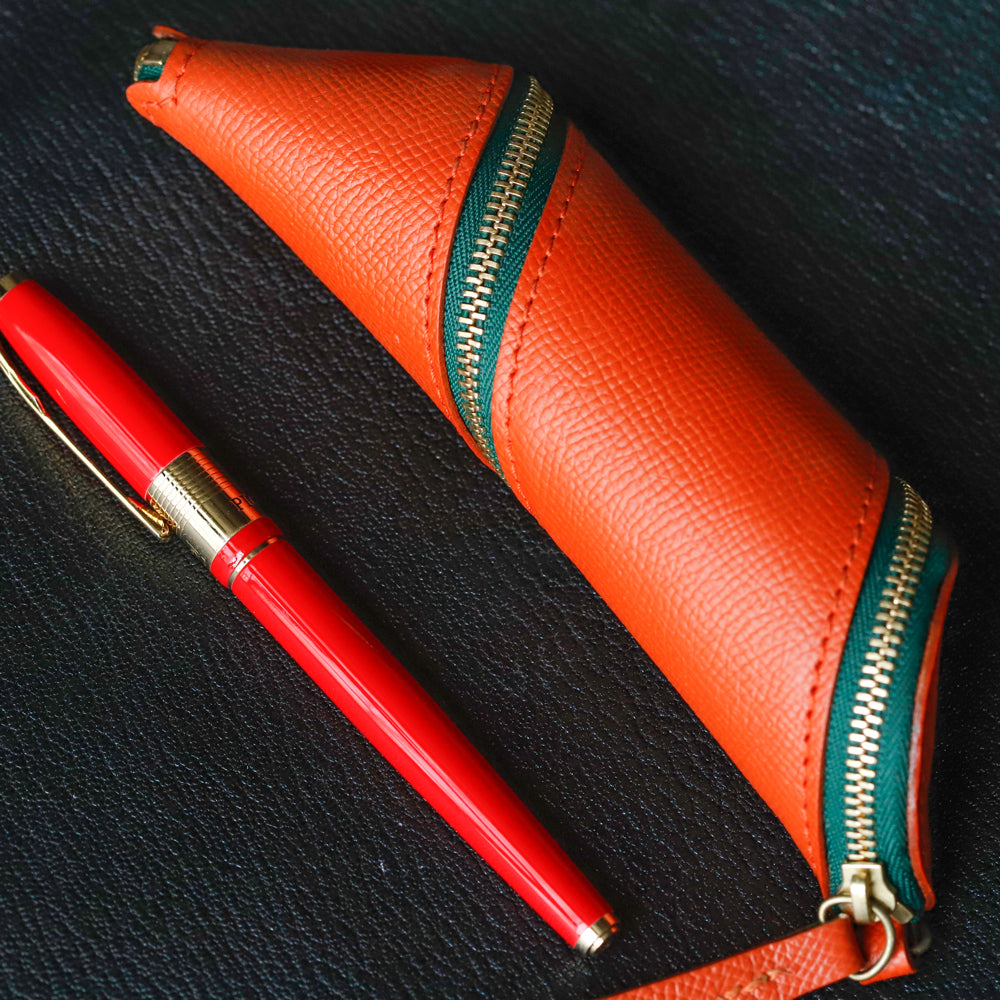 WT978 Leather Pen Case PDF Pattern