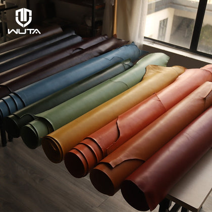30x60cm Bull Vegetable Tanned Leather