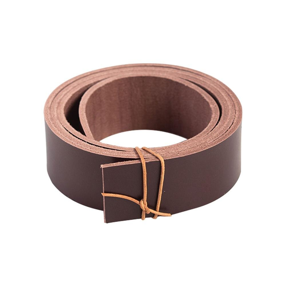 8/10oz Genuine Leather Belt Strap
