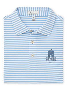 Peter Millar Stripe Performance Polo