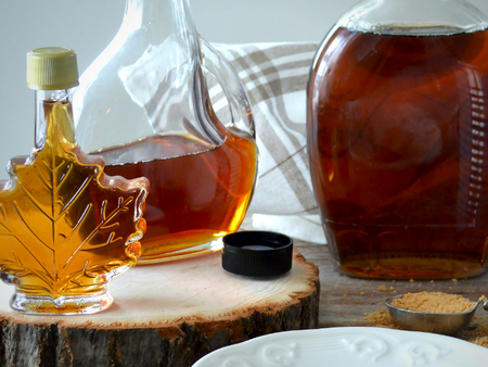 Maple syrup delights from Quebec's Eastern Townships