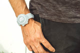 Sani Watch - Translucent Light Blue