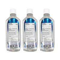Hand Sanitizer - 3-Pack of 6.7 oz Bottles