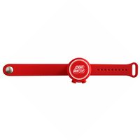 Sani Watch - Solid Red