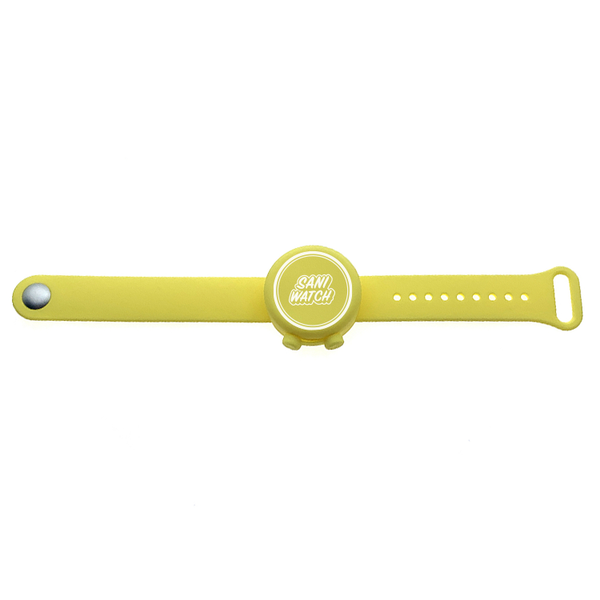 Sani Watch - Solid Yellow