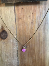 Load image into Gallery viewer, Gold Luster Necklace