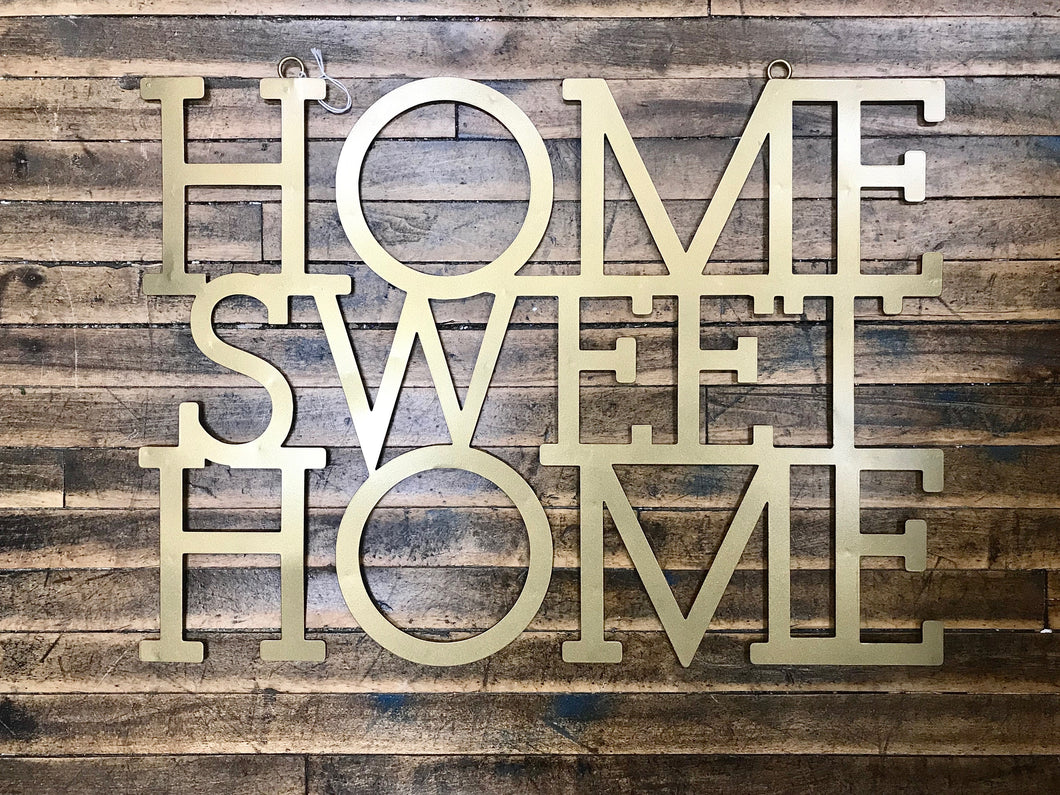 Home Sweet Home Wall Décor