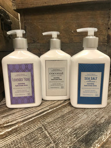 Natural Inspirations – Nourishing Hand & Body Lotion