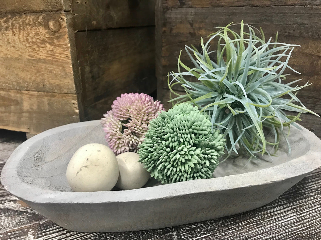 Small Dough Bowl – Gray