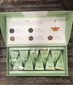 Tea Fortē Tea Collection – Fleur