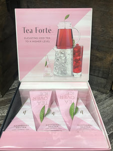 Tea Fortē Raspberry Nectar Herbal Tea