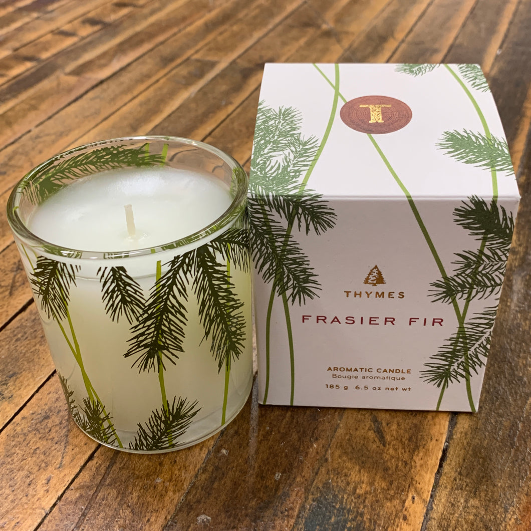 Frasier Fir Pine Needle Candle