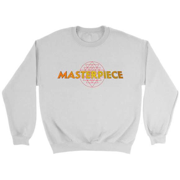 Men's Graphic Masterpiece Sweater