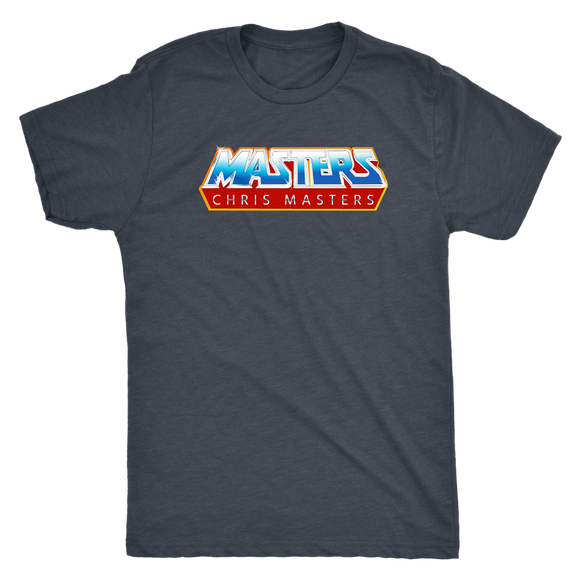 Official Chris Masters T-Shirt