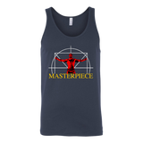 Vitruvian Masterpiece Official Chris Masters Tank Top