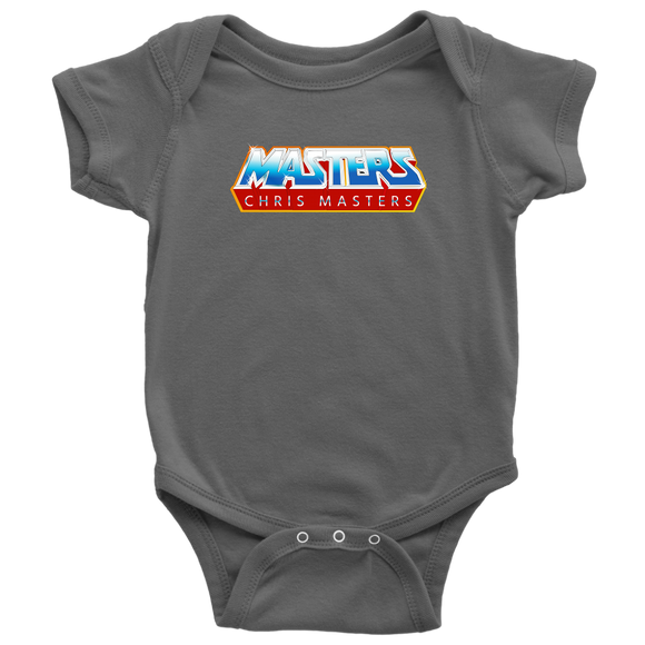 Official Chris Masters Baby Onesie