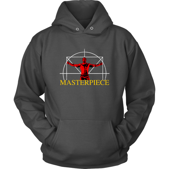 Vitruvian Masterpiece Official Chris Masters Hoodie