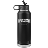 The Steel Machine Portable Water Bottle