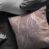 Follow that Dream Ballerina Pillow - Dance Life Series