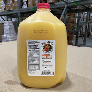 Natalies Fresh Squeezed Orange Juice, 1 gal - Hardie's Direct Houston, TX