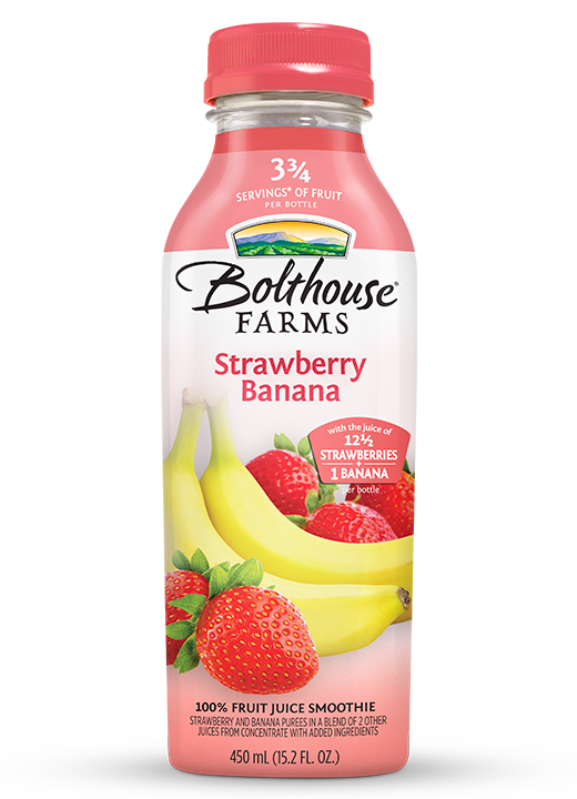 Smoothie, Bolthouse Strawberry Banana 6/ 15.2-oz - Hardie's Direct Houston, TX