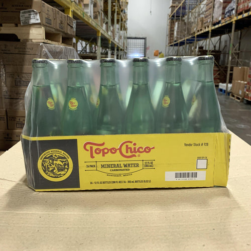 Water, Topo Chico, 24 pack - Hardie's Direct Houston, TX
