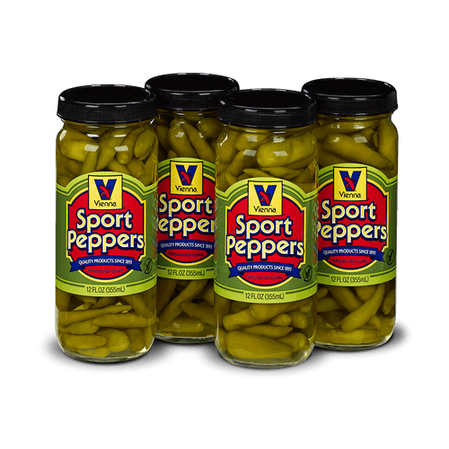 Vienna Beef Sport Peppers - Hardie's Direct, Houston TX