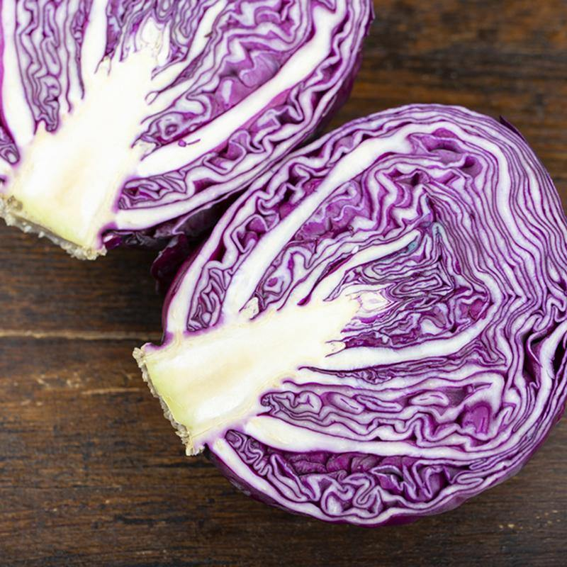 Cabbage, Red 1 ct