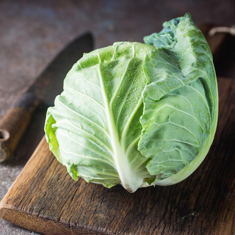 Cabbage, Green 1 Ct