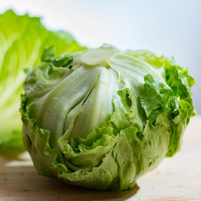 Lettuce, Iceberg Wrapped 1-Count