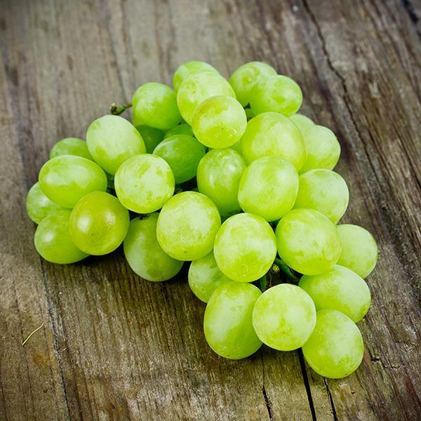 Grapes, White Seedless 2-lbs