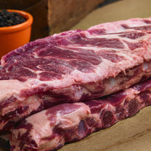 Load image into Gallery viewer, Pork, 3lb Ribs with Skirt St Louis Style, 6 lbs - Hardie's Direct Houston, TX