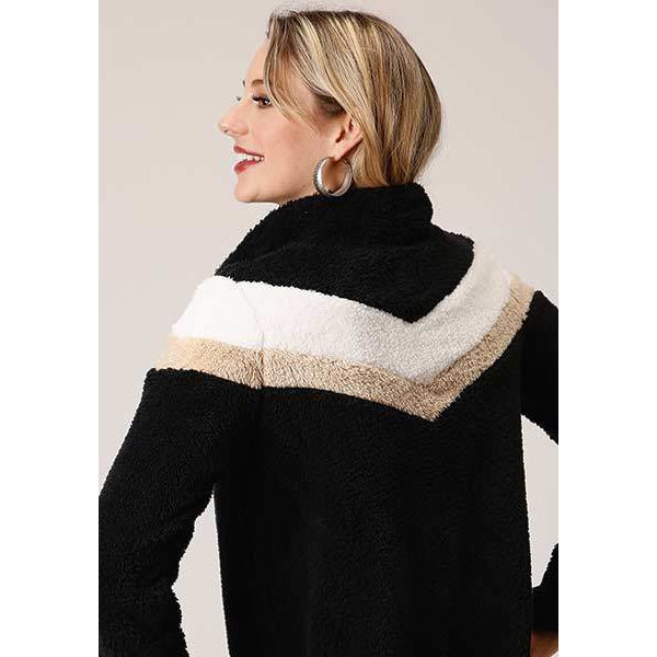 Roper Polar Fleece Jacket-Outerwear-[Womens_Boutique]-[NFR]-[Rodeo_Fashion]-[Western_Style]-Calamity's LLC