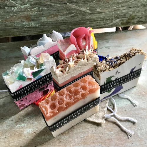 FinchBerry Soaps - All Blinged Out/Calamity's