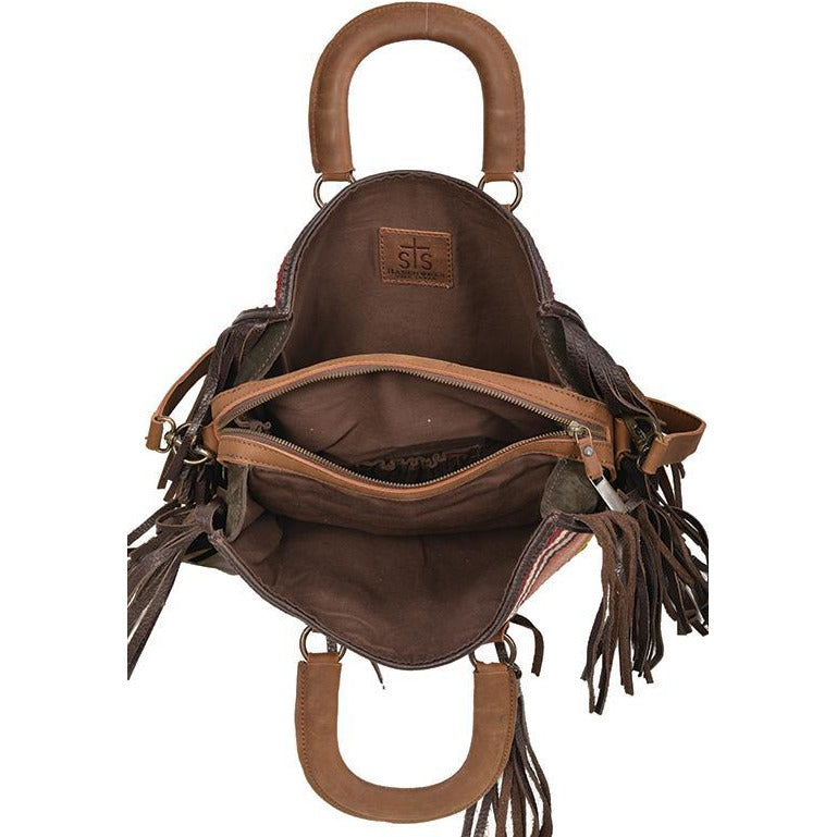 The Buffalo Girl Satchel, by StS Ranchwear - All Blinged Out/Calamity's