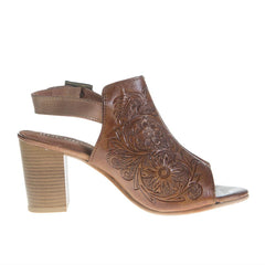 The Mika, by Roper Tooled Heels - All Blinged Out/Calamity's