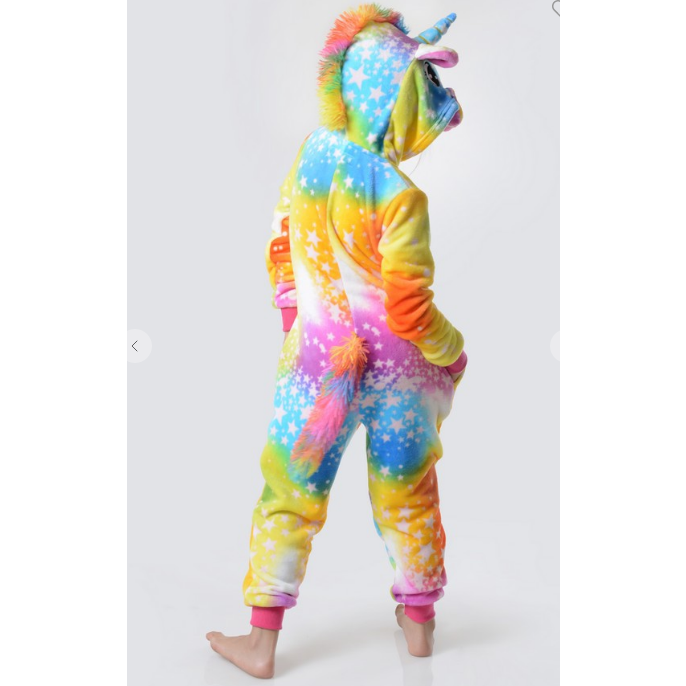Unicorn Onesie Kids Size - All Blinged Out/Calamity's