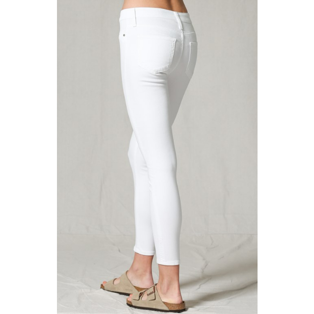 The perfect White High Waist Skinny, by Together-Bottoms-[Womens_Boutique]-[NFR]-[Rodeo_Fashion]-[Western_Style]-Calamity's LLC