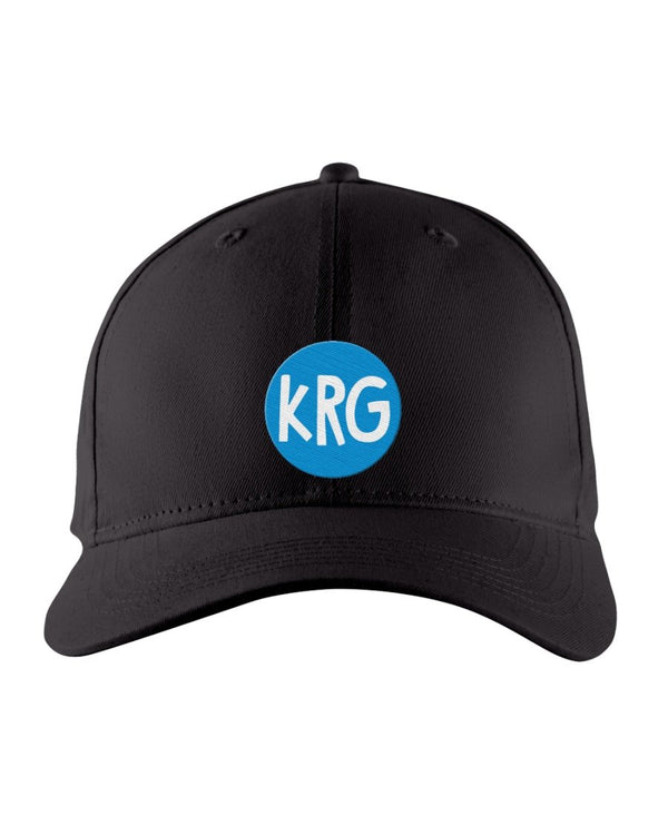 Hats Black/White / M Richardson Snapback Trucker Cap KRG Prints