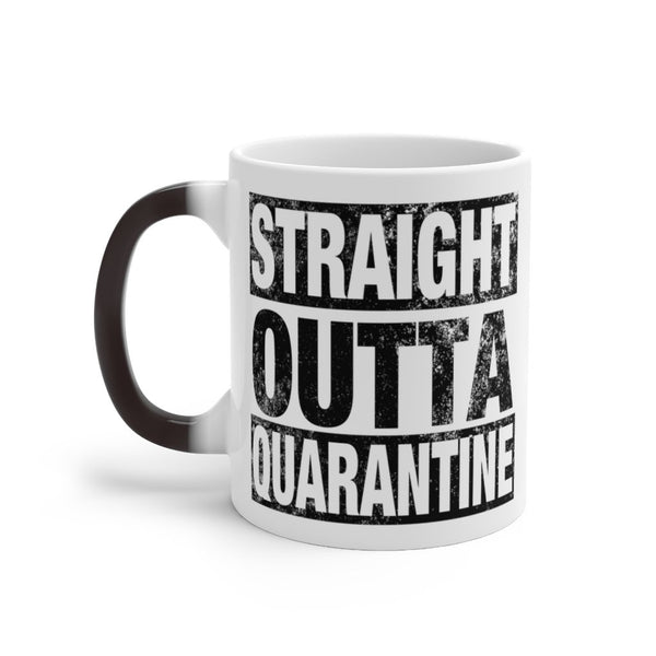 Mug Magic Color Changing Mug | Color Changing Mug | 11oz or 15oz KRG Prints