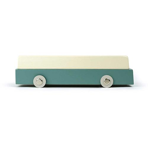 Houten design speelgoedbus - Floris Hovers Duotone 5 - Lollipop Rebels