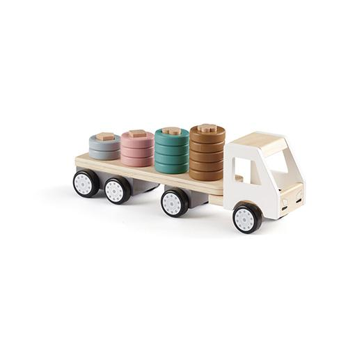 houten truck ringen aiden kids concept lollipop rebels speelgoed