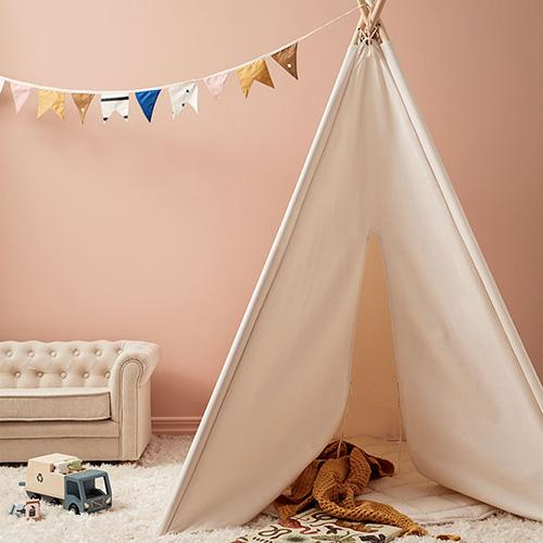 knusse tipi tent kids concept gebroken wit lollipop rebels