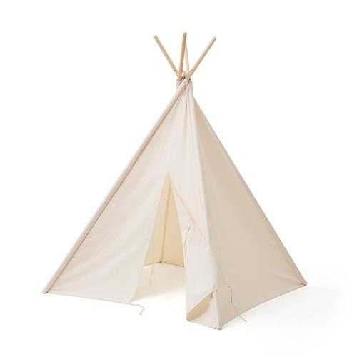 tipi tent kinderen gebroken wit kids concept lollipop rebels